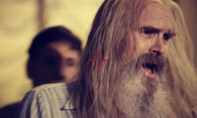 "Otis 3 From Hell - Rob Zombie Promises Otis Driftwood is ""Worse Than Ever"" in THREE FROM HELL"