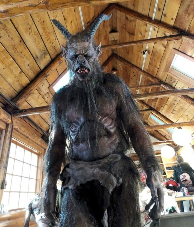 SlayBelles Krampus 01 - The Anti-Claus is Coming to Town! A Brief History of Krampus