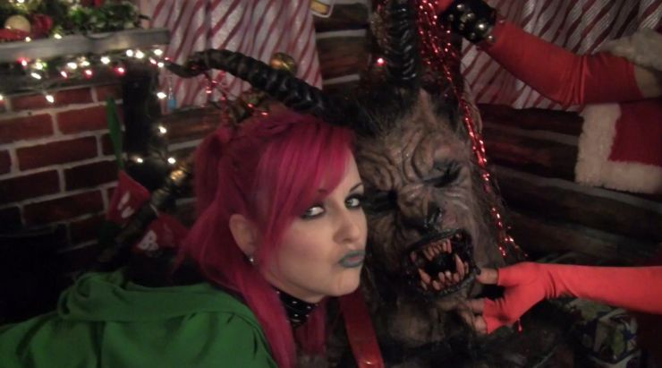 SlayBelles cap 03 - The Anti-Claus is Coming to Town! A Brief History of Krampus