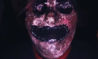 Slipknot Slaughterhouse - Slipknot Share Footage from October's Slaughterhouse Haunted Attraction