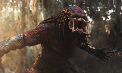 Upgrade Predator - Unused Concept Art for Shane Black's THE PREDATOR Reveals Hideous Human Hybrid