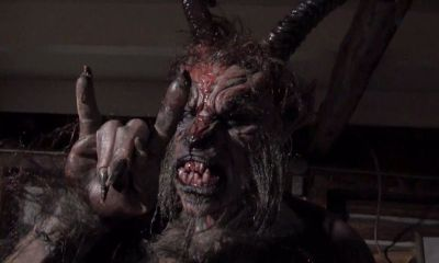 krampusslaybellesbanner1200x627 - Dread Central Presents Exclusive: FX Guru Vincent Guastini on Creating Krampus for SLAY BELLES
