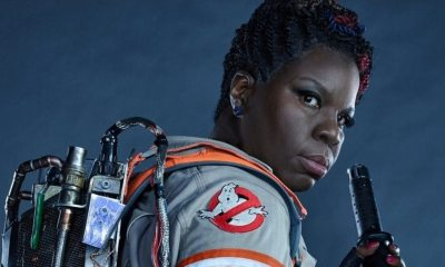 Ghostbusters 2016 Leslie Jones - To Put it Mildly, Leslie Jones is Not Happy with GHOSTBUSTERS 3 Announcement