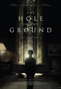 Hole in the Ground Poster 208x300 - Folk Horror & Psychological Terror Collide in Terrifying Trailer for THE HOLE IN THE GROUND