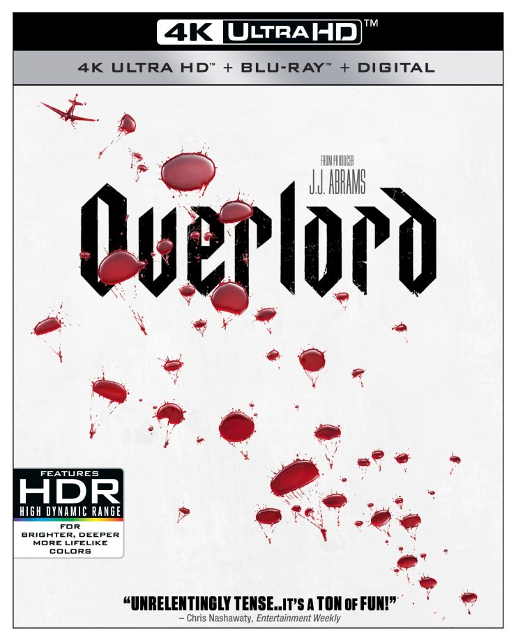 OVERLORD 4K OSLV 2DSKW MECH2 - OVERLORD Gets February Digital and Home Video Release Dates