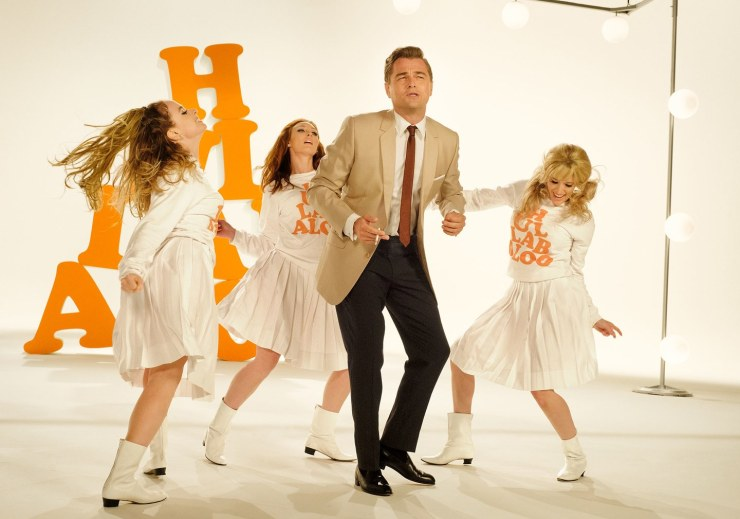 Once Upon a Time in Hollywood 7 - First Official Images from Tarantino's Charles Manson Movie ONCE UPON A TIME IN HOLLYWOOD Hit the Internet