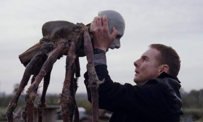 Possum Banner - Man Has Dysfunctional Relationship with a Hideous Puppet in POSSUM Coming to DVD