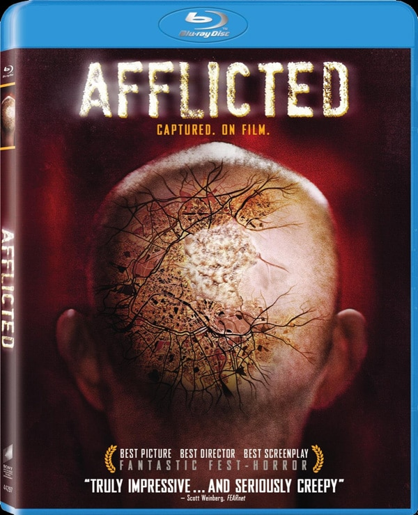 afflicted blu ray - Exclusive Afflicted Deleted Scene Tests Your Reflexes