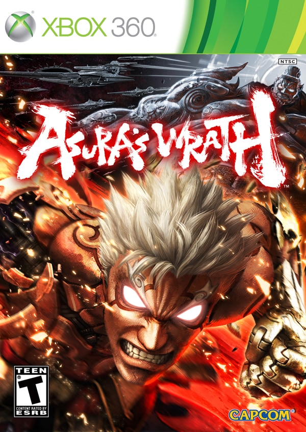 asura - Fierce Images Come to Light for Asura's Wrath