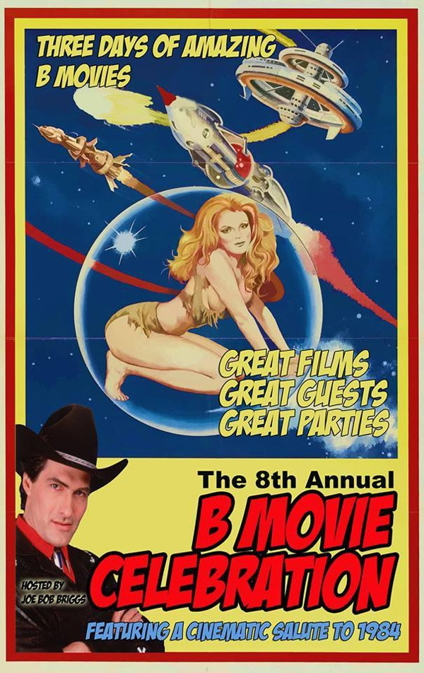 b movie celebration - First Films Announced for the 8th Annual B-Movie Celebration