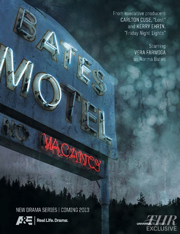 bates - Lost Scribe Reopening the Bates Motel for A&E