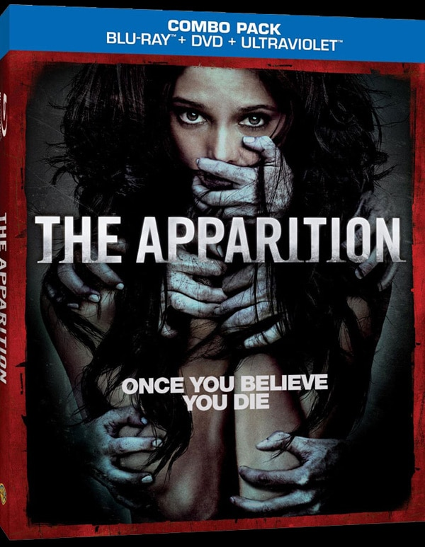 bluapp - The Apparition Reappearing on DVD and Blu-ray Next Month