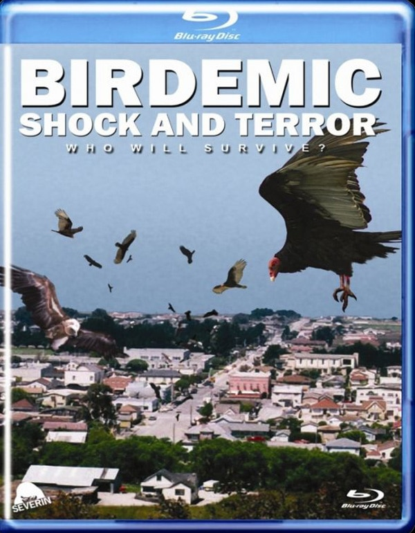 blubirdb - CONTEST CLOSED! Win a Copy of Birdemic: Shock and Terror on Blu-ray or DVD Along with Some Birdemic Hangers!
