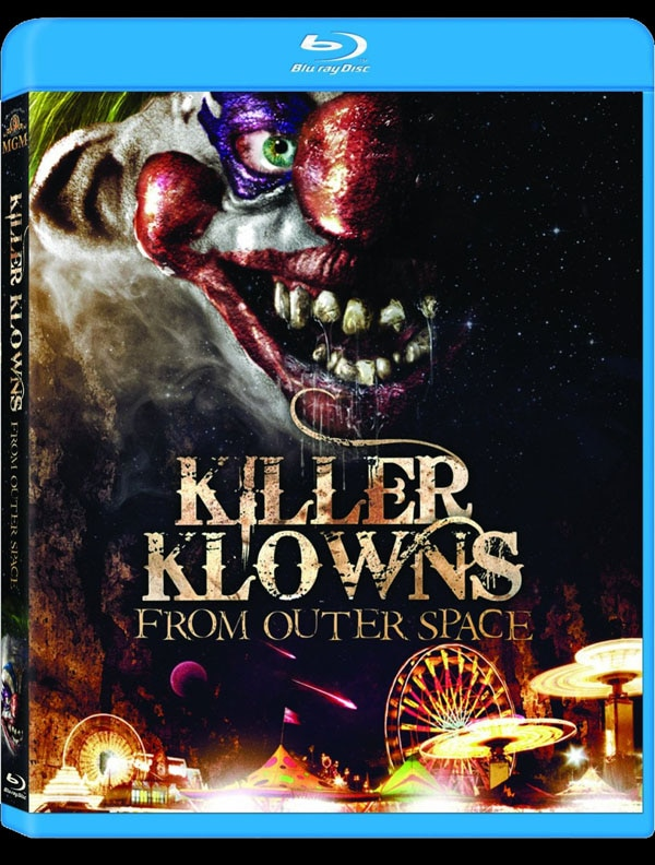 blukk - Fox Doles Out the Horror on Blu-ray in September - Jeepers Creepers, Killer Klowns from Outer Space, and Texas Chainsaw Massacre 2