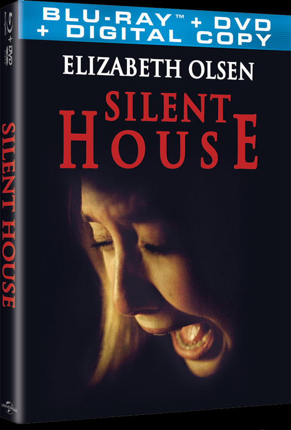 blush - Silent House to Make Noise on Home Video