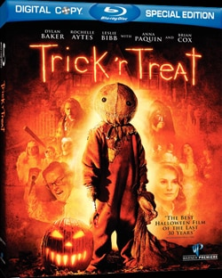 blutrt - Trick 'r Treat  (Blu-ray / DVD)