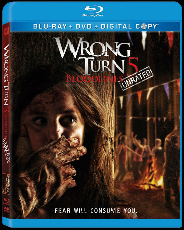 bluwt5 - Three Days on the Set of Wrong Turn 5: Bloodlines: Day 1