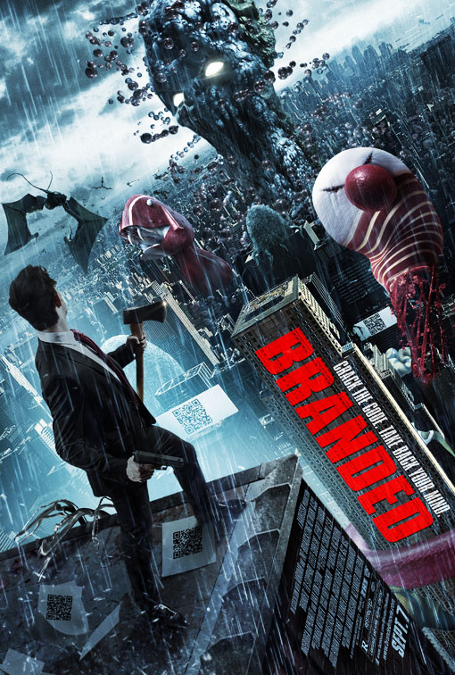 branded - San Diego Comic-Con 2012: Get Branded by this New Trailer