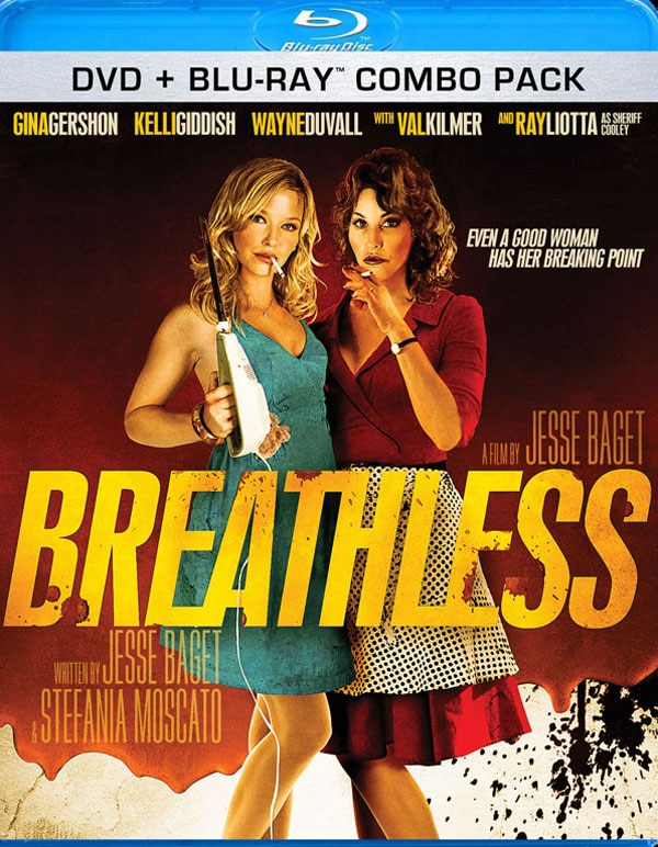 breath - Naughty Red Band Trailer for Breathless