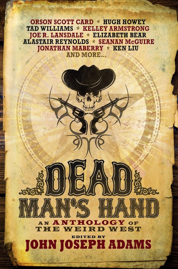 deadmanshand - Read an Exclusive Excerpt from Joe Lansdale's 'The Red-Headed Dead' Story in Dead Man's Hand