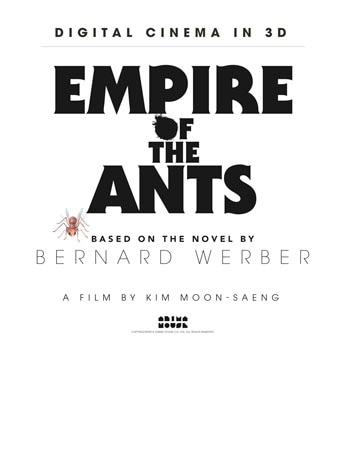 empireants - Korean Director Building a New Empire of the Ants