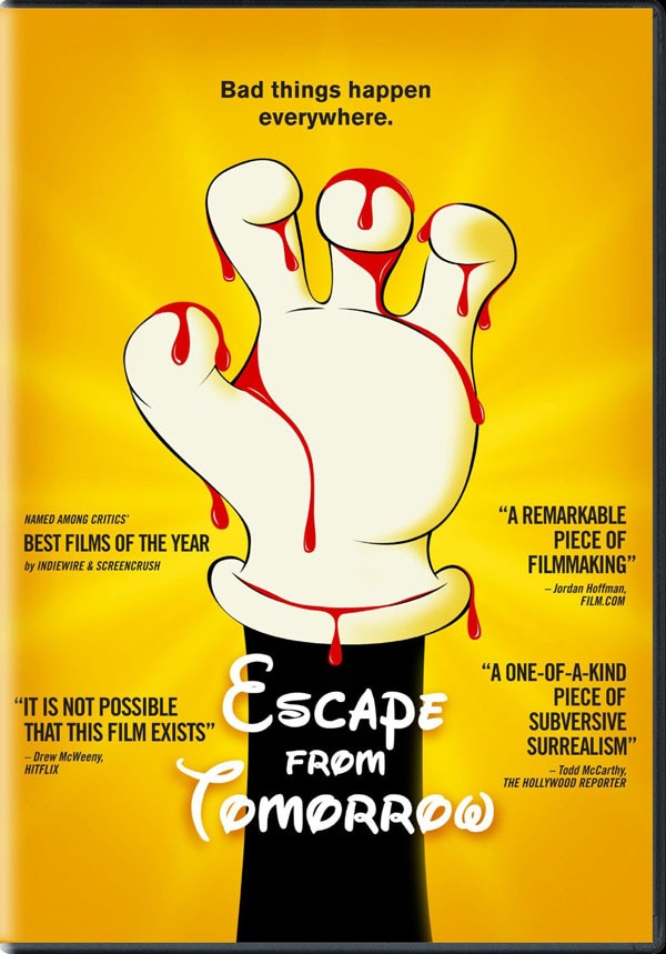 escape from tomorrow - Director Randy Moore Talks Escape From Tomorrow