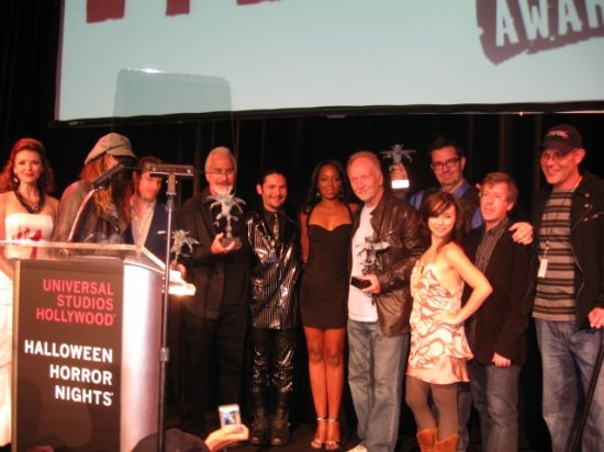 eyegore16 - Dread Central at the 2009 Chiller-Eyegore Awards and Halloween Horror Nights
