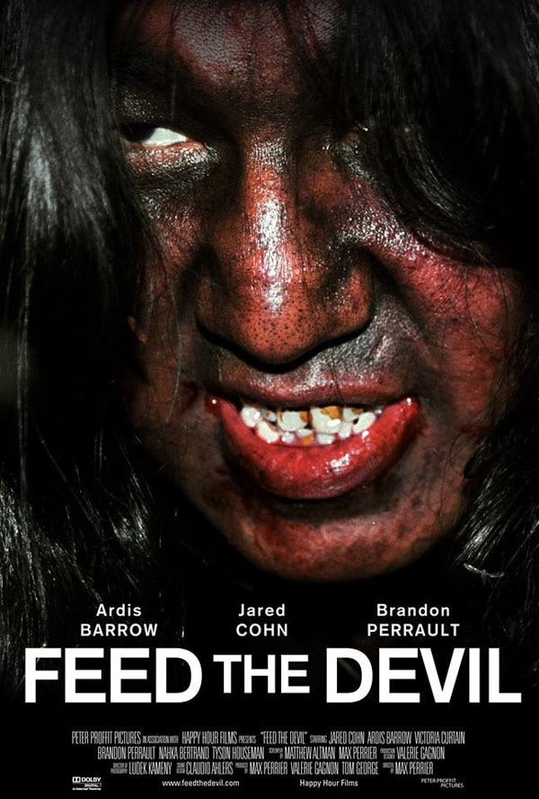 feed the devil poster 1 - Hungry? Why Not Feed the Devil a Trailer?