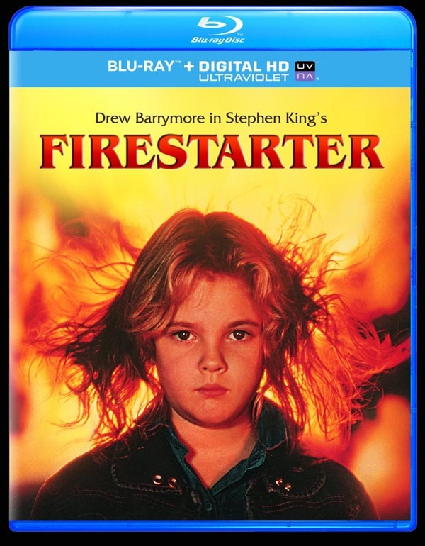 firestarter blu ray - Universal Dropping Lots of Horror on Blu-ray this September