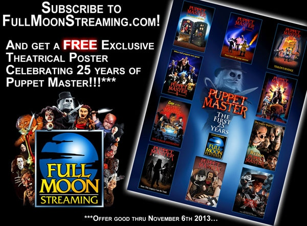 fullmoon - Trancers Now Available on Blu-ray from Full Moon; Release Party at Dark Delicacies July 19