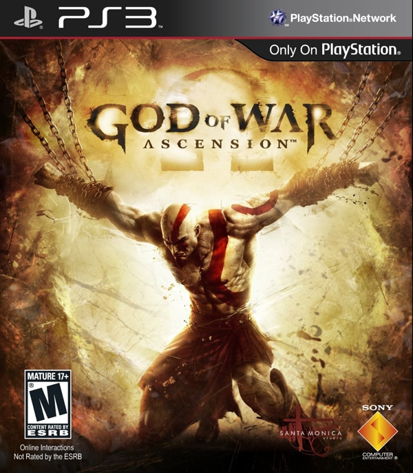 gow - Patrick Melton and Marcus Dunstan Bringing God of War to the Big Screen