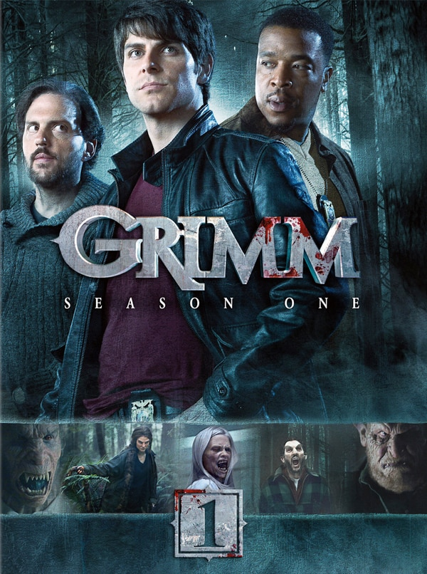 grimmdvd - Even More Preview Clips from Grimm Season One on Blu-ray and DVD