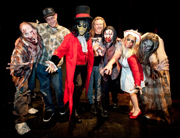 hhn5 - Halloween Horror Nights Hollywood Preview!