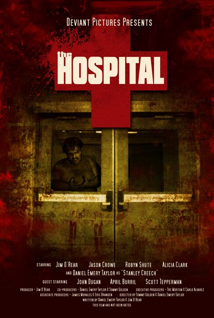 hospital - The Hospital to Begin Filming This Summer