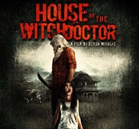 house of the witch doctor s - Enter the House of the Witch Doctor in September