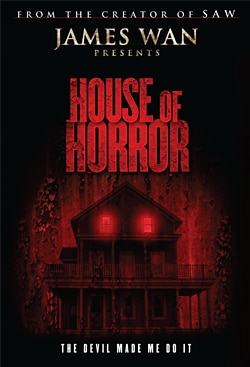 Frank Grillo and Maria Bello Official for James Wan's House of Horror