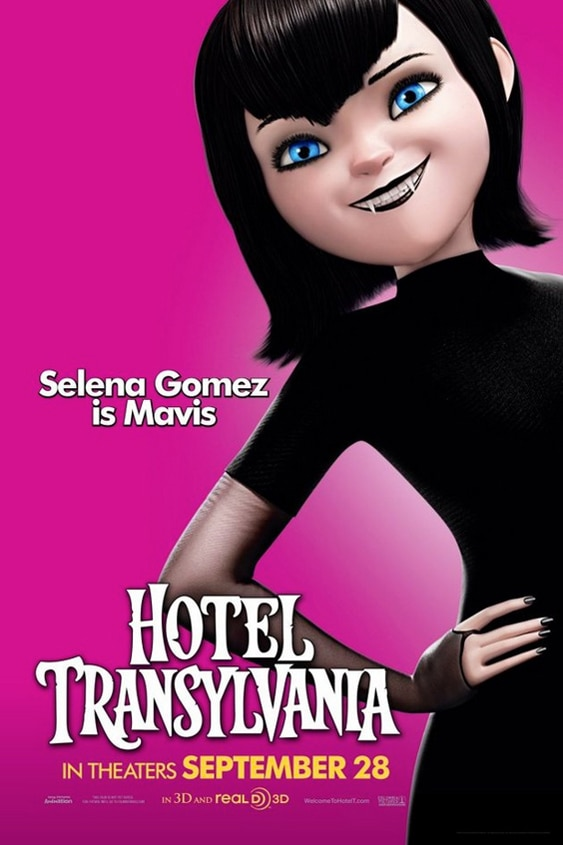 htc4 - New Hotel Transylvania Posters Finally Get Funny