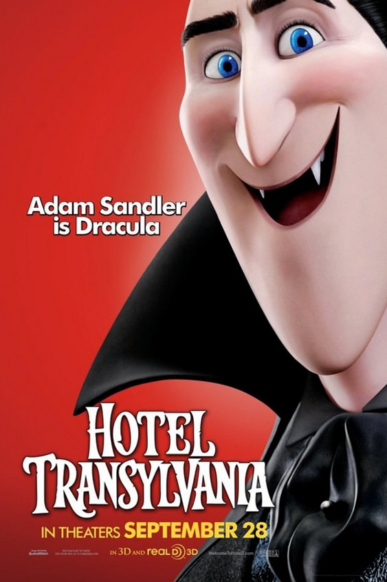 htc6 - New Hotel Transylvania Posters Finally Get Funny