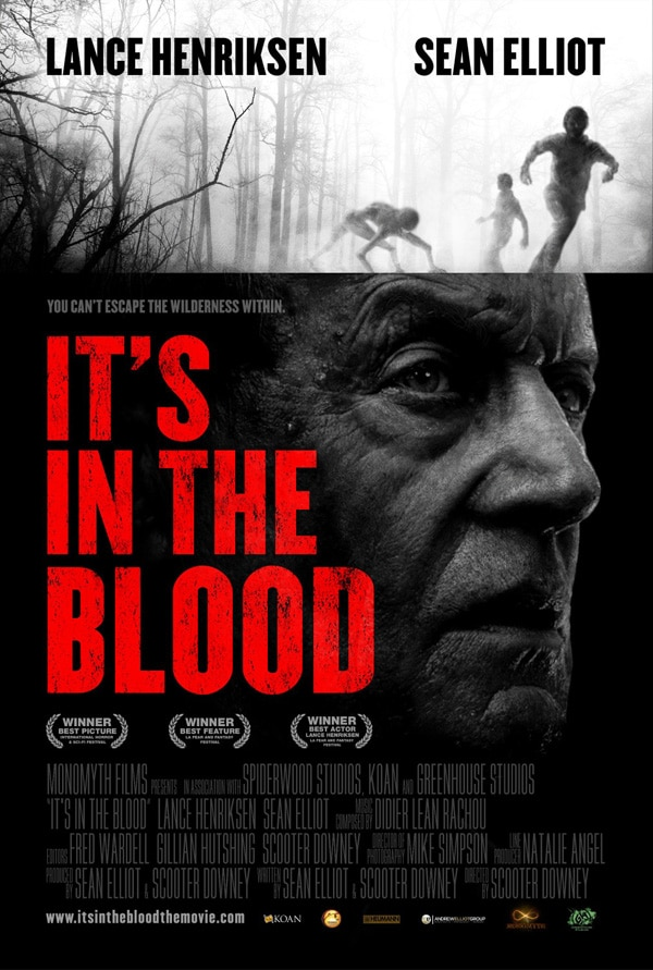 inbloodb - New One-Sheet - Creature Out to Prove It's in the Blood