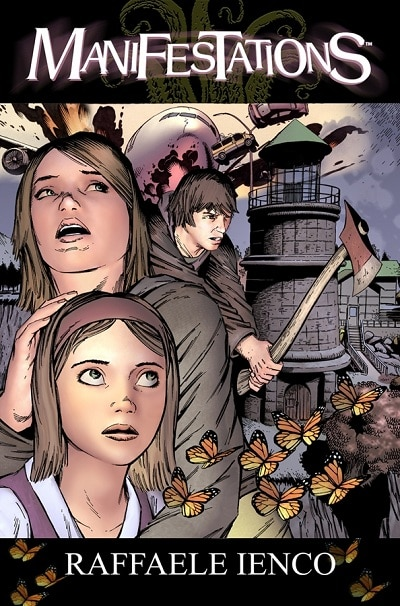 mani - San Diego Comic-Con 2012: Content and Top Cow Create Manifestations of Evil