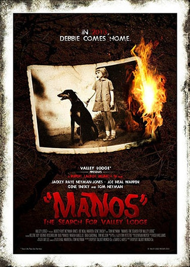 mano - The Master Would Like You to See Manos: The Search for Valley Lodge