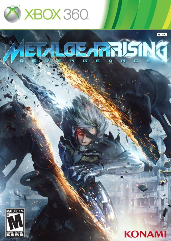 mgrxb - New Screens, Videos and DLC Revealed For Metal Gear Rising: Revengeance