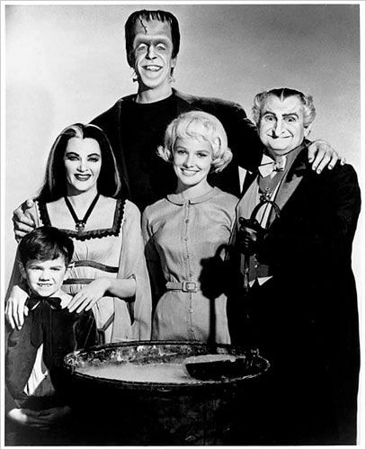 munsters - NBC Eyeing Another Reboot of The Munsters... This Time with Hipsters!