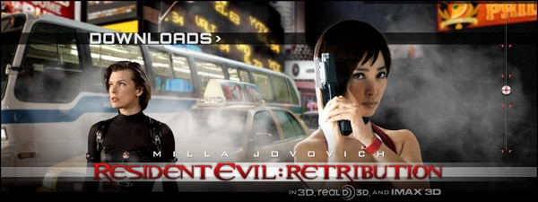 rerweb4 - Are Those Actual Zombies on the Resident Evil: Retribution Website?