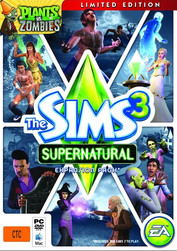 s3 - Exclusive Interview: Assistant Producer Megan Myers Talks Sims 3 Supernatural