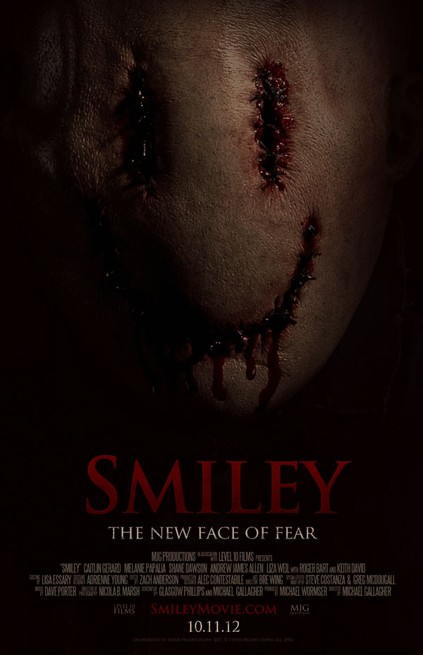 smp - Smiley Heads to AMC Theatres; New Clip and Still Released