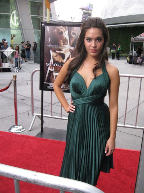 srp2a - Sorority Row - Red Carpet Report