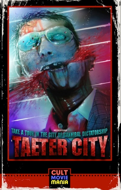 taetercityb - Taeter City VHS/DVD Deluxe Set Now Available from Cult Movie Mania