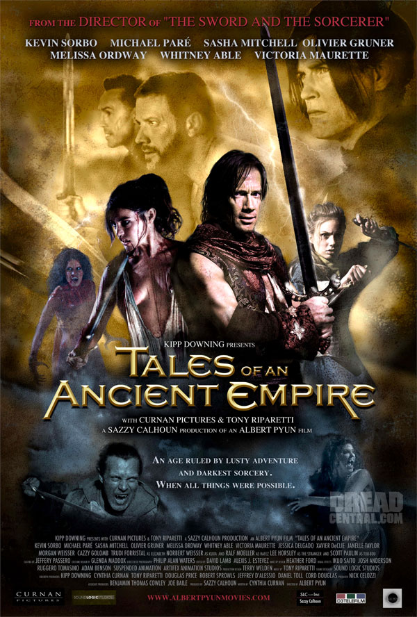 tales - Watch the First 18 Minutes of Tales of an Ancient Empire