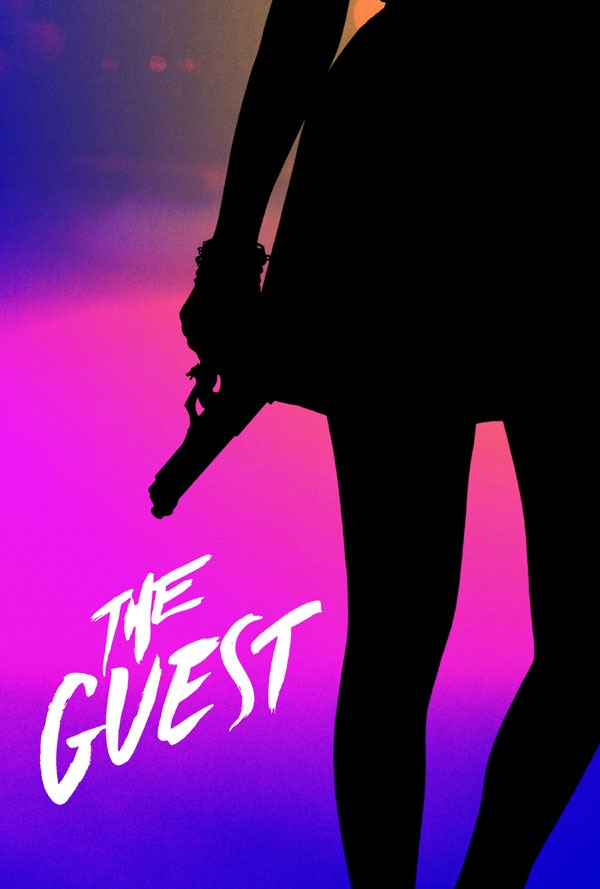 the guest - UK Poster Welcomes The Guest